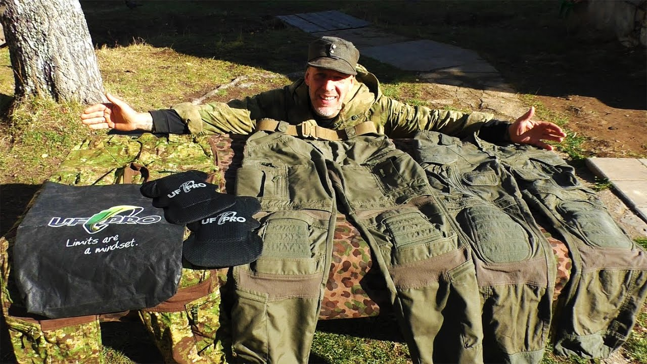 UF PRO | 4 PAIRS OF SPECIAL FORCES COMBAT PANTS