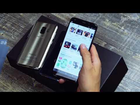 Самая точная Корейская Копия SAMSUNG GALAXY S9 Обзор Характеристики