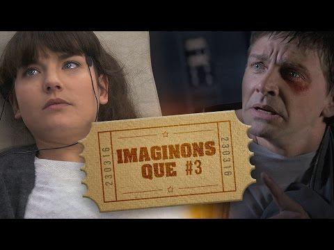 Vidéo IMAGINONS QUE #3 - Comédien et voix off du programme