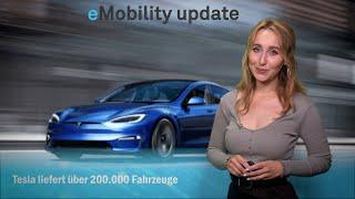 eMobility update: Tesla Auslieferungsrekord, Serienfertigung BMW iX, Nissan E-Crossover, Wrightbus
