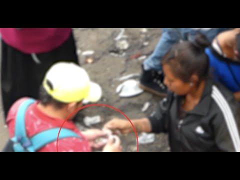 Red de microtráfico que operaba en Mercado de San Roque fue desarticulada