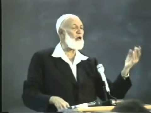 Islam, Christianity and Judaism - Lecture By Sheikh Ahmed Deedat - San Jose University - (U.S.A.)