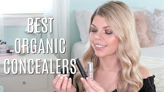BEST ORGANIC CONCEALERS FOR ACNE & HYPERPIGMENTATION