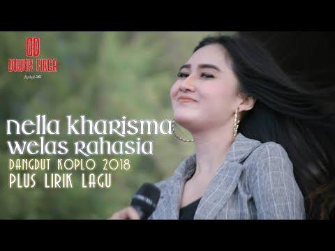 Nella Kharisma - Welas Rahasia ( Dangdut Koplonya Indonesia 2018 ) Lirik Lagu