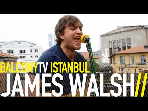 JAMES WALSH - FOUR TO THE FLOOR (BalconyTV)