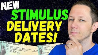 NEW STIMULUS PACKAGE DELIVERY DATES!! Fourth Stimulus Check Update Today 2021 + Daily News