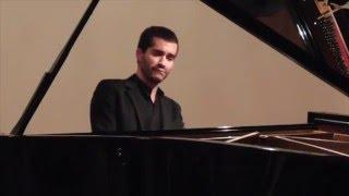 Toccata in C Major, op 7 (Schumann) - Juan Pérez Floristán