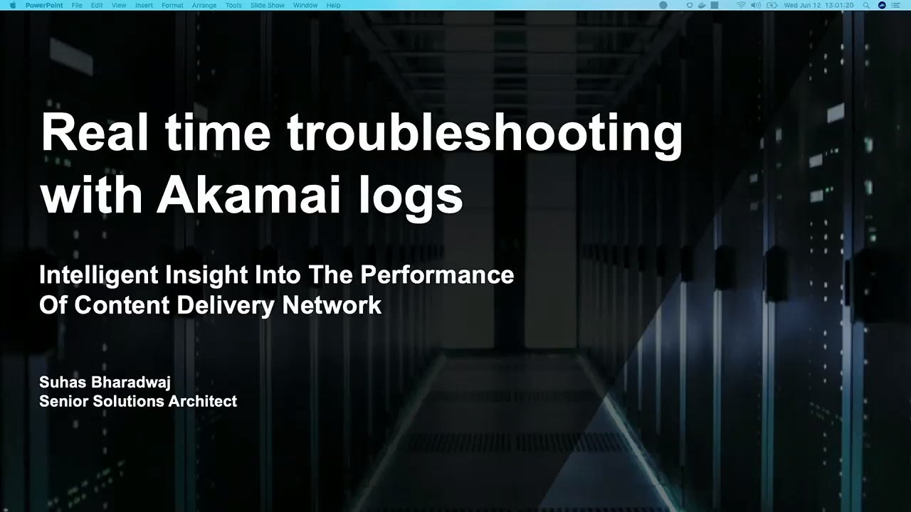 Akamai Technologies: Sites Hit by Network Issue Coming Back