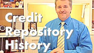 What is a Credit Bureau, What is a Credit Repository, Why your credit report does not exist.