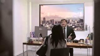 Прикол при приеме на работу  Реклама телевизора LG Ultra HD 84  Хорошее качество