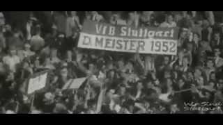 "120 Jahre VfB Stuttgart  "" Die Legende des Brustrings"""