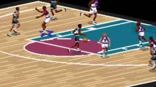 Super Nintendo - NBA Live 96 (1995)