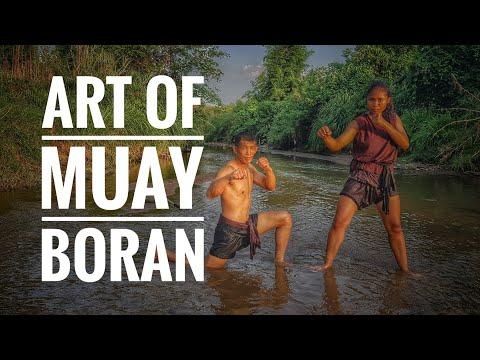 Art of Muay