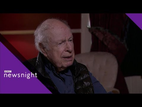 Peter Brook on Europe, equality and his remarkable career - BBC Newsnight