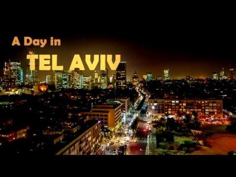 A Day In Tel Aviv - Timelapse Movie