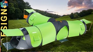 10 COOL TENTS FOR CAMPING AND OUTDOOR ADVENTURES