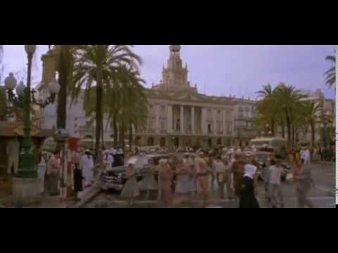 Cuba (1979) Richard Lester - Rodada en Cádiz