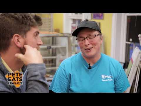 Pete Eats Lancaster - Sugar on Top