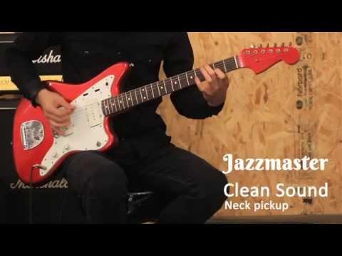 Fender Jaguar Fender Jazzmaster Fender Mustang guitar comparison by Guitarbank