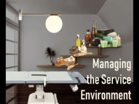 Managing the Service Environment