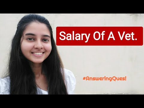 Salary of a Veterinary Doctor In India| Vet Visit