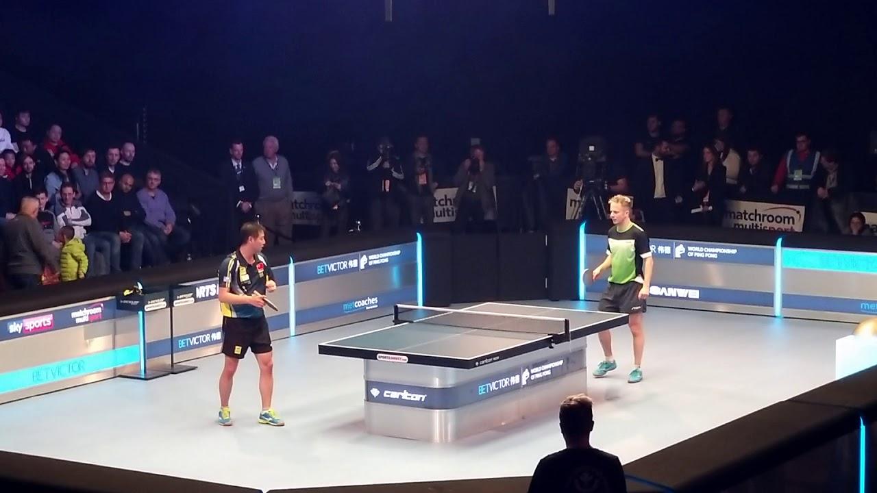 Download World Championship of Pingpong 2019 Andrew Baggaley vs Wang Shibo