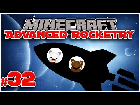 GRAVITY CONTROLLER! - #32 Let's Play Advanced Rocketry [Minecraft 1.12.2]