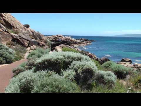 CANAL ROCKS, NEAR YALLINGUP, WESTERN AUSTRALIA