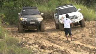 Trix Offroad LC200 shoot