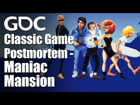 Classic Game Postmortem: Maniac Mansion