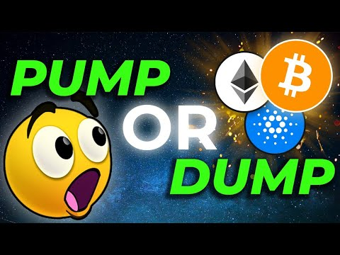 🔴BITCOIN \u0026 ETHEREUM Price Prediction: SCARY DUMP!!!!! [BTC \u0026 ETH] Daily Crypto Technical Analysis