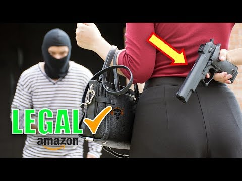 Top 5 Amazing Self Defense Gun 2018 ✬✬ You Can Buy On Amazon ✔︎