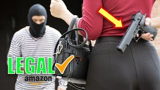 Top 5 Amazing Self Defense Gun 2018 ✬✬ You Can Buy On Amazon ✔︎