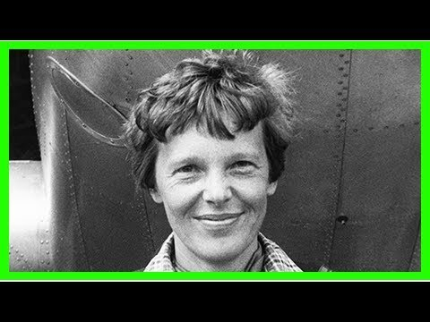 Have Amelia Earhart's Bones Been Found? Scientist 99% Sure Remains Found On Pacific Island