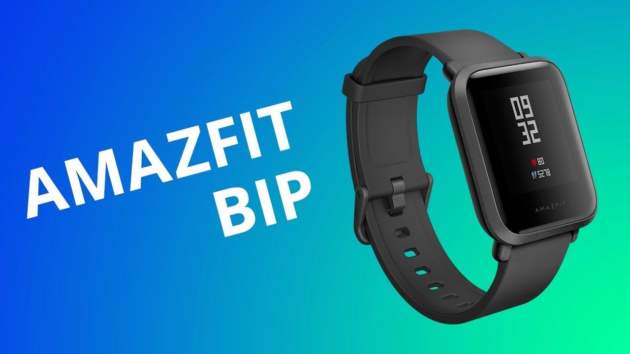54a1909a1 Amazfit Bip: Apple Watch com Pebble? [Review] - Vídeos - Canaltech