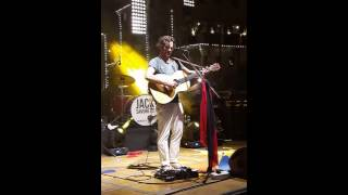 Jack Savoretti - When We Were Lovers- live in Portofino
