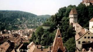 Colaj Promovare Ansamblul Artistic Jidvei Romania