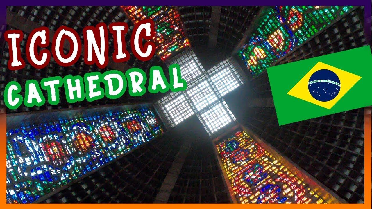 Metropolitan Cathedral in BRASIL   Rio de Janeiro