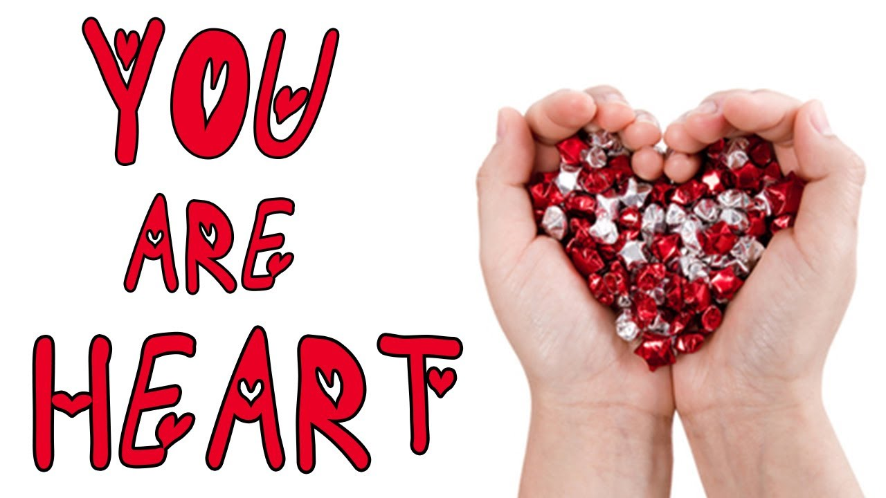 Valentine's Day Song for Children - You Are Heart - Kids ...