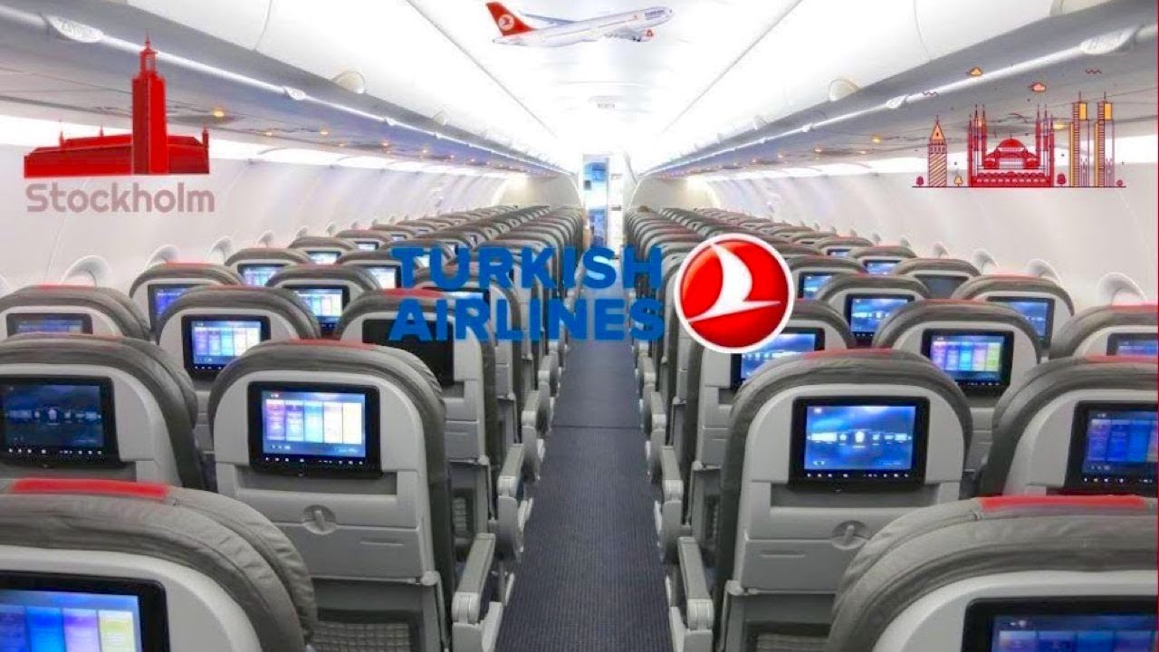 Tripreport New Turkish Airlines A321 Stockholm