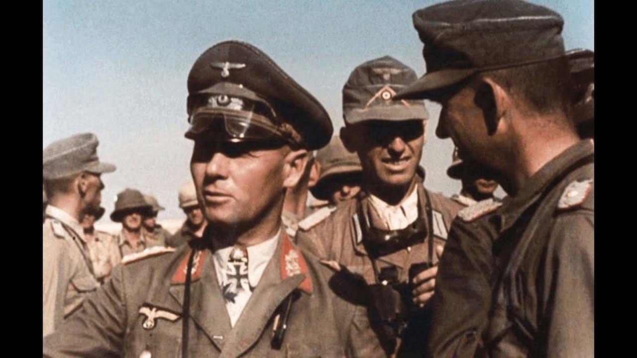 Download Scorched Earth - Rommel: The Desert Fox - Full Documentary
