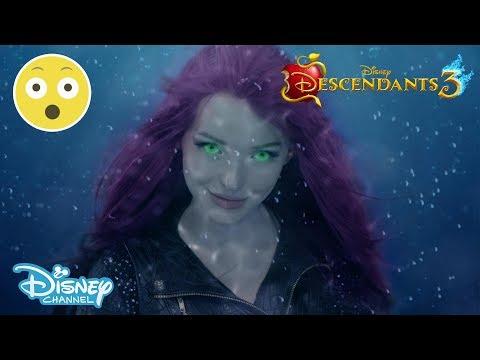 Descendants 3 | Under The Sea Trailer 🍎 SNEAK PEEK | Disney Channel UK