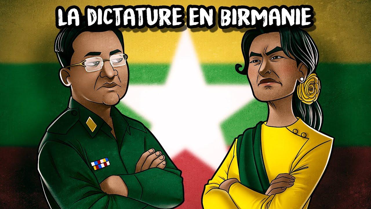 L'une des dernières dictatures d'Asie : la Birmanie et son récent coup d'état