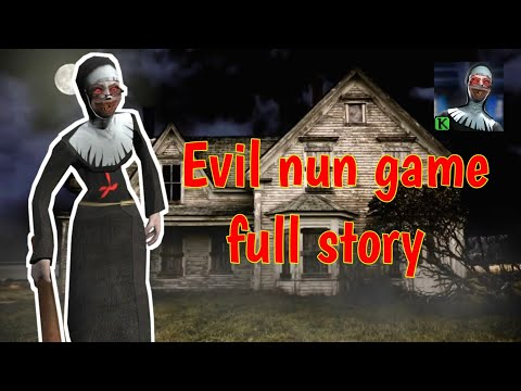 Evil nun game full story/Hindi/ technical YouTuber