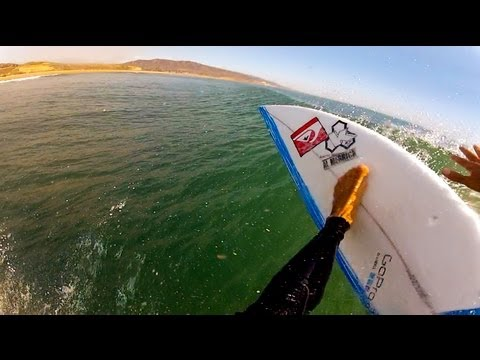 GoPro: Kelly Slater Surfs Lower Trestles