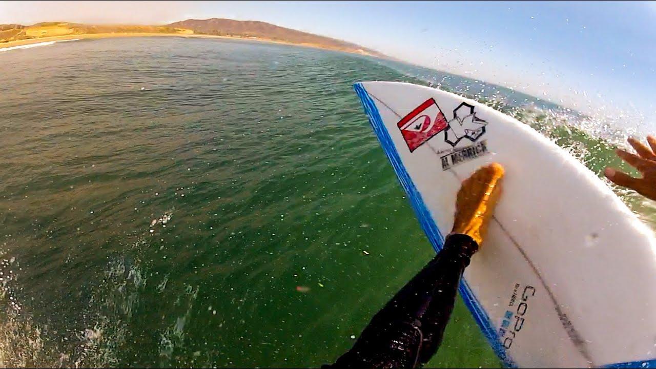 GoPro Kelly Slater Surfs Lower Trestles