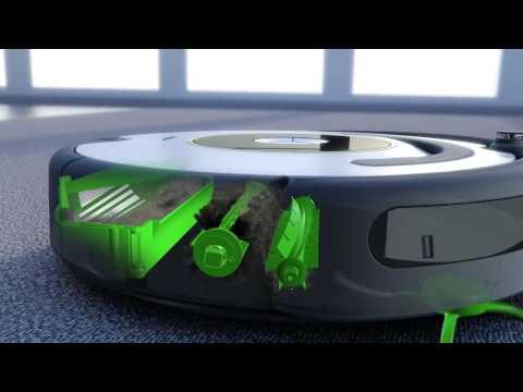 Prezzo Roomba 620.Irobot Roomba 620 Euronics It Youtube