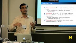 Data Mining - Foundations of Learning to Rank: Needs & Challenges | MconneX | Lectures On-Demand