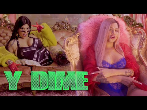 Ms Nina (ft. Tomasa Del Real) - Y Dime (Video Oficial)