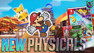 11 Upcoming New Switch Physicals This Week! #LetsGetPhysical